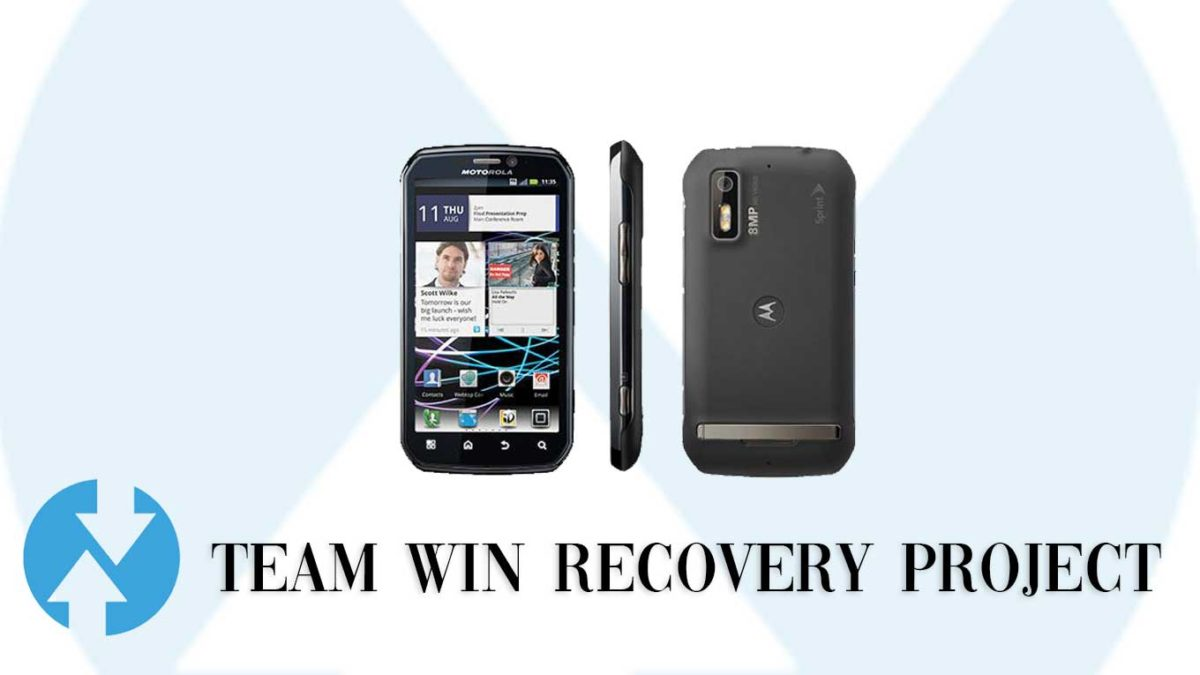 How to Install TWRP Recovery and Root Motorola Photon 4G | Guide