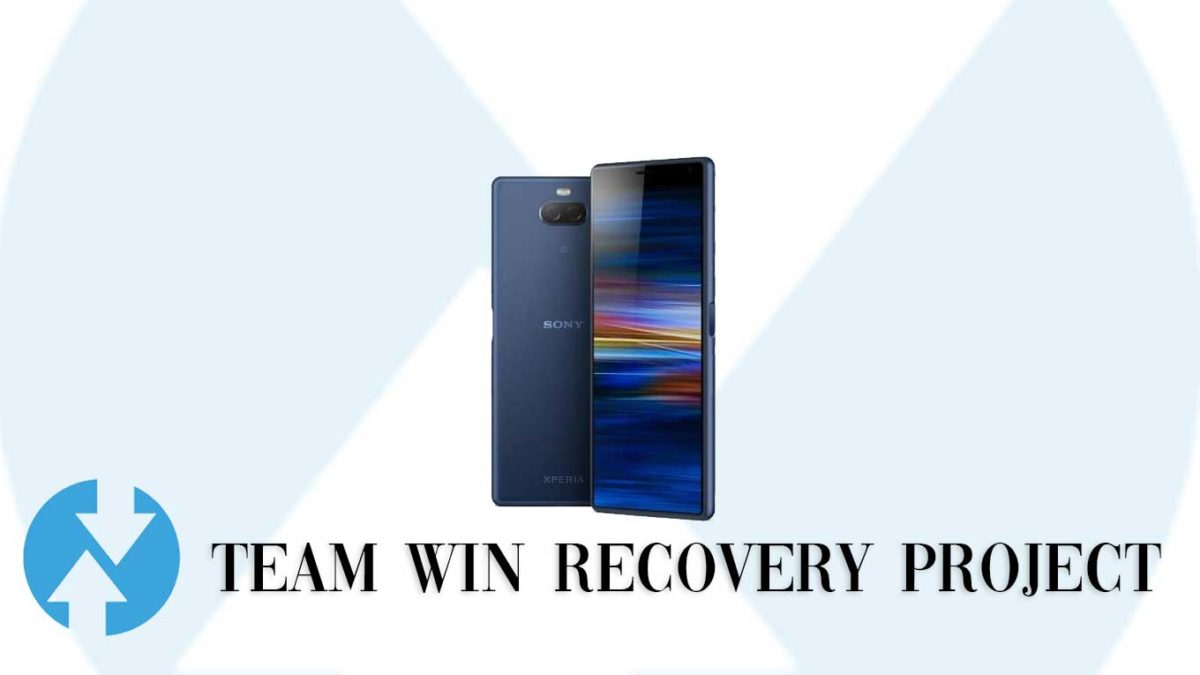 How to Install TWRP Recovery and Root Sony Xperia 10 | Guide