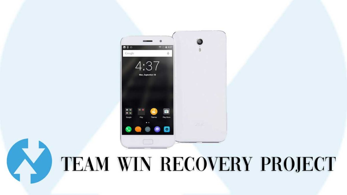 How to Install TWRP Recovery and Root Zuk Z1 | Guide