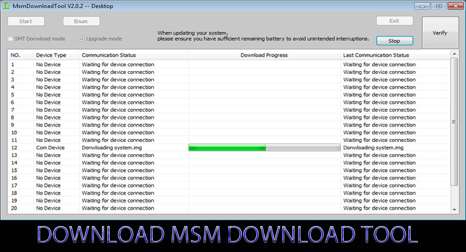 Download MSM Download Tool   How to Flash Oppo Device Using MSM Download Tool