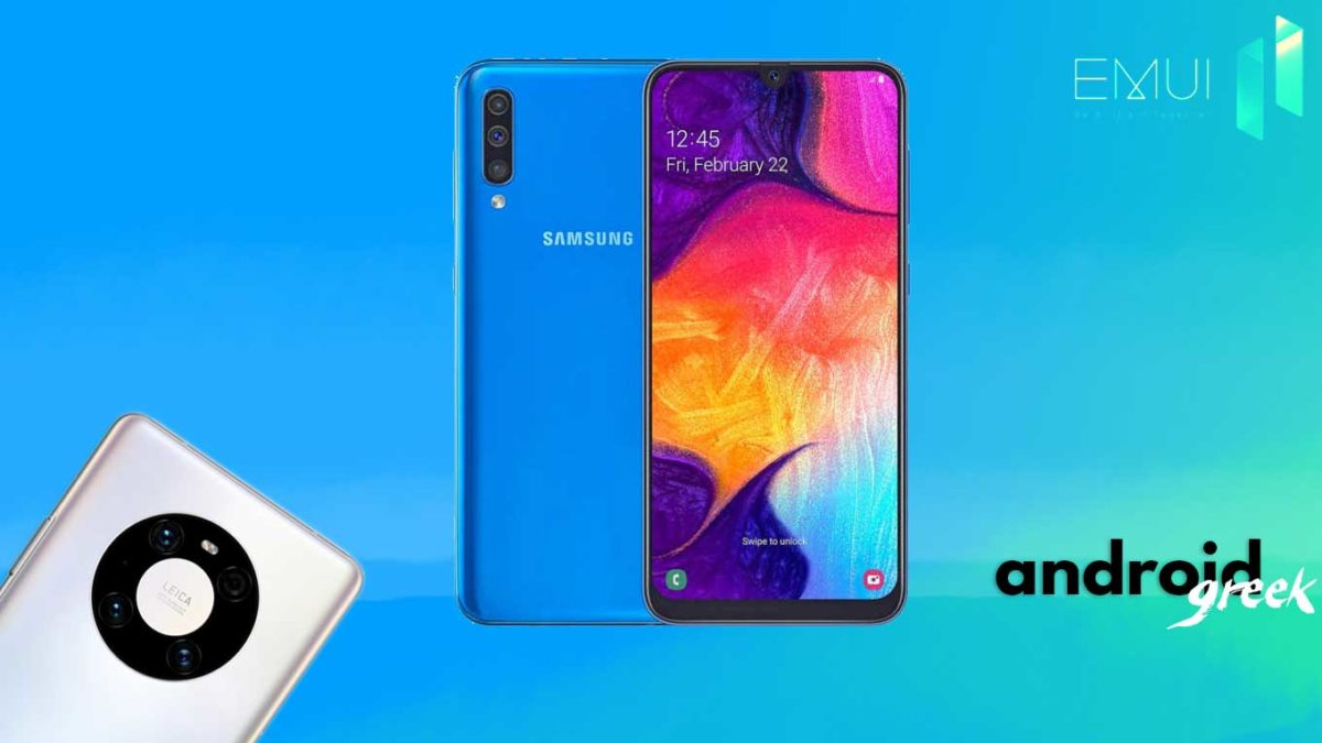 How do I install Google camera on Galaxy A50 [GCam APK]- Google Camera port for Galaxy A50 without root