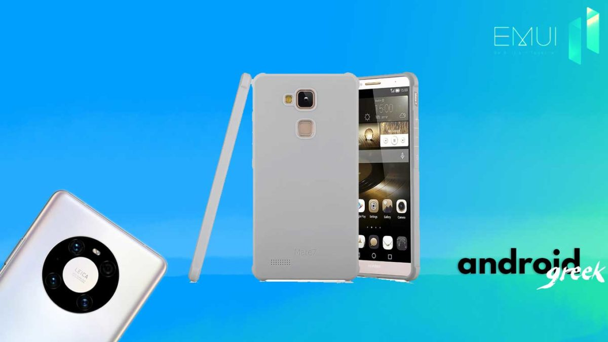 Download and Install Huawei Ascend Mate7 MT7-TL00 Stock Rom (Firmware, Flash File)