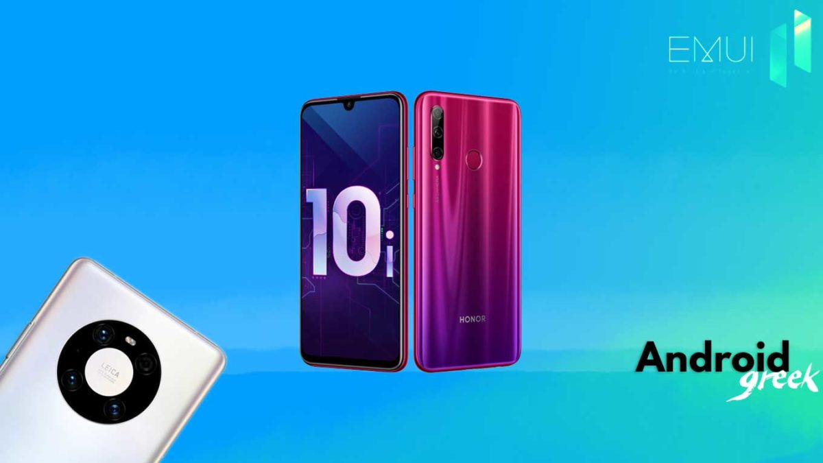Download and Install Huawei Honor 10 COL-AL10 Stock Rom (Firmware, Flash File)