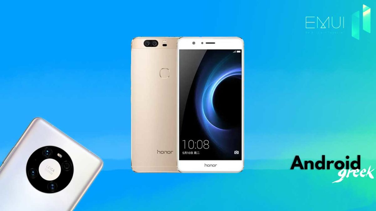 Download and Install Huawei Honor V8 KNT-TL10 Stock Rom (Firmware, Flash File)