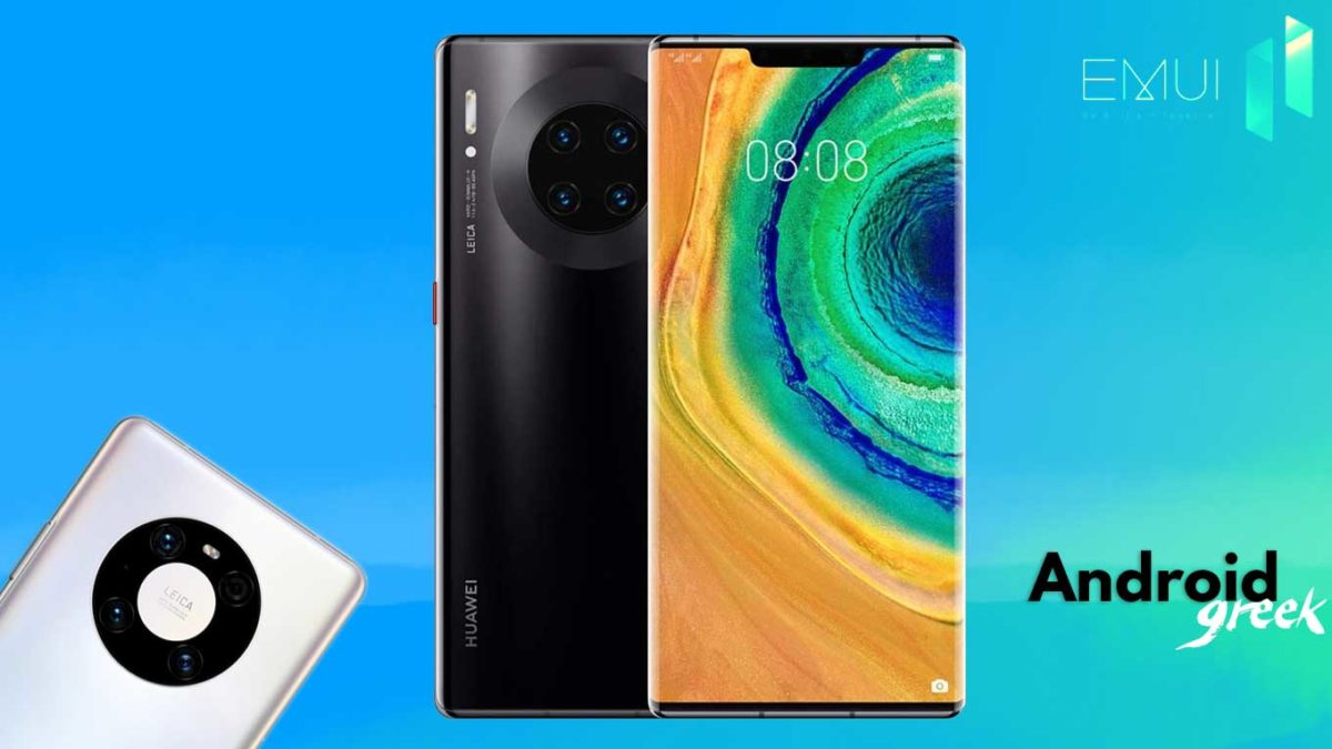 Download and Install Huawei Mate 30 Pro Lion-L29C Stock Rom (Firmware, Flash File)