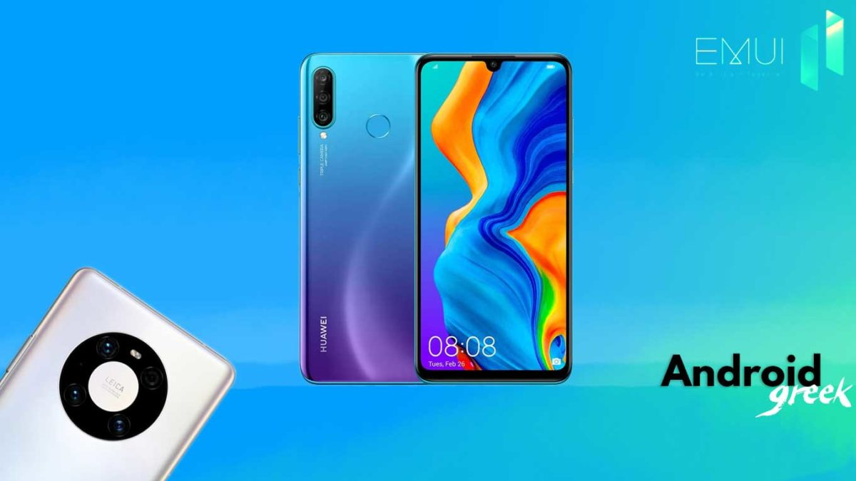 Download and Install Huawei P30 Lite Marie-L21BX Stock Rom (Firmware, Flash File)