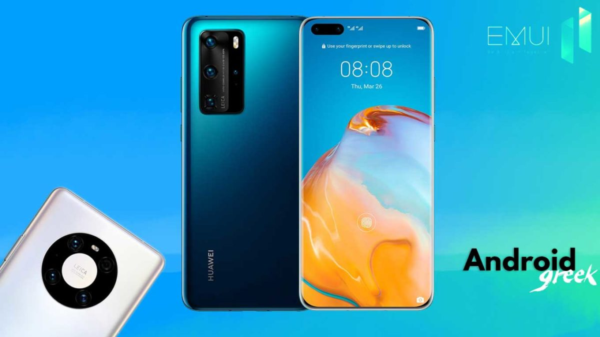 Download and Install Huawei P40 Pro Elsa-N29D Stock Rom (Firmware, Flash File)