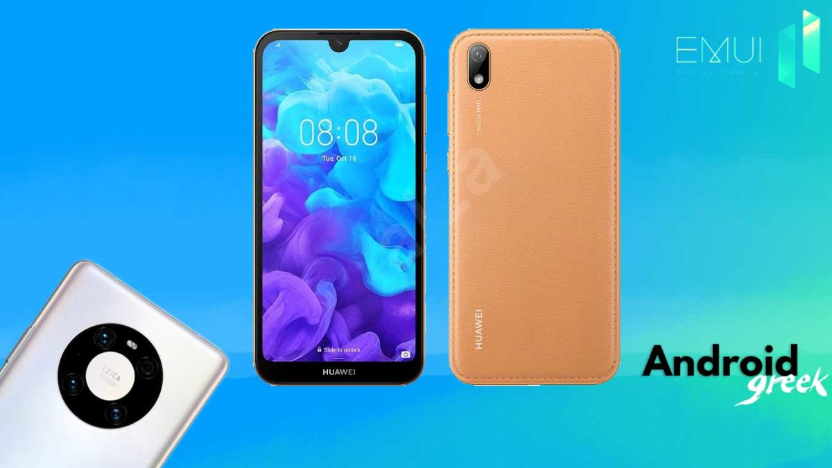 Download and Install Huawei Y5 2019 Amman-L29 Stock Rom (Firmware, Flash File)