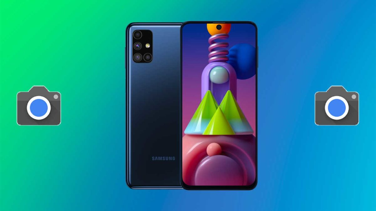 How do I install Google camera on Galaxy M51 [GCam APK]- Google Camera port for Galaxy M51 without root
