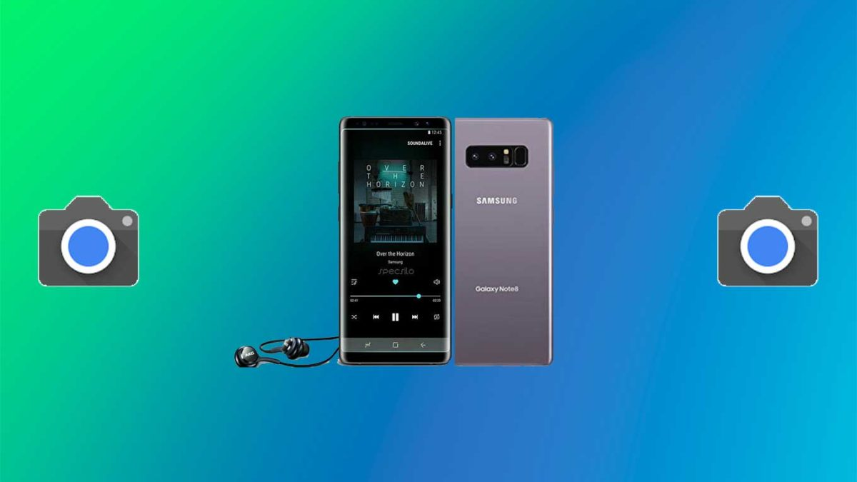 How do I install Google camera on Galaxy Note 8 Exynos [GCam APK]- Google Camera port for Galaxy Note 8 Exynos without root