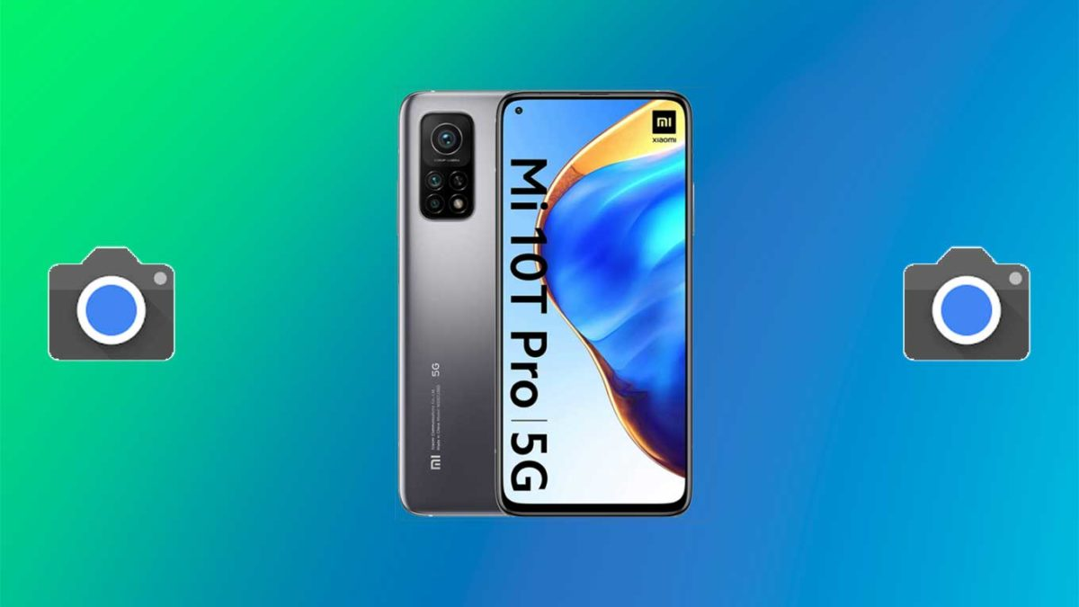 How do I install Google camera on Mi 10T 5G [GCam APK]- Google Camera port for Mi 10T 5G without root