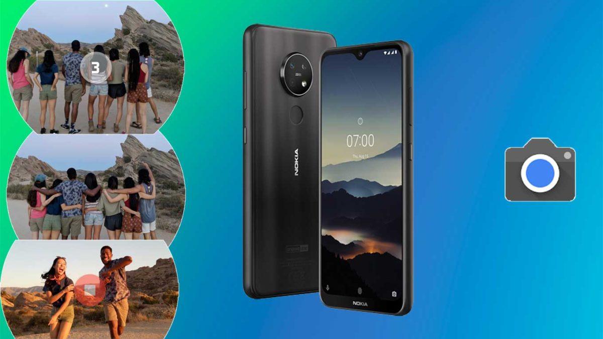 How do I install Google camera on Nokia 7.2 [GCam APK]- Google Camera port for Nokia 7.2 without root