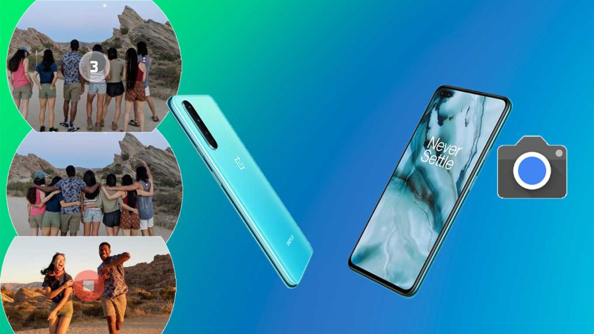 How do I install Google camera on OnePlus Nord [GCam APK]- Google Camera port for OnePlus Nord without root