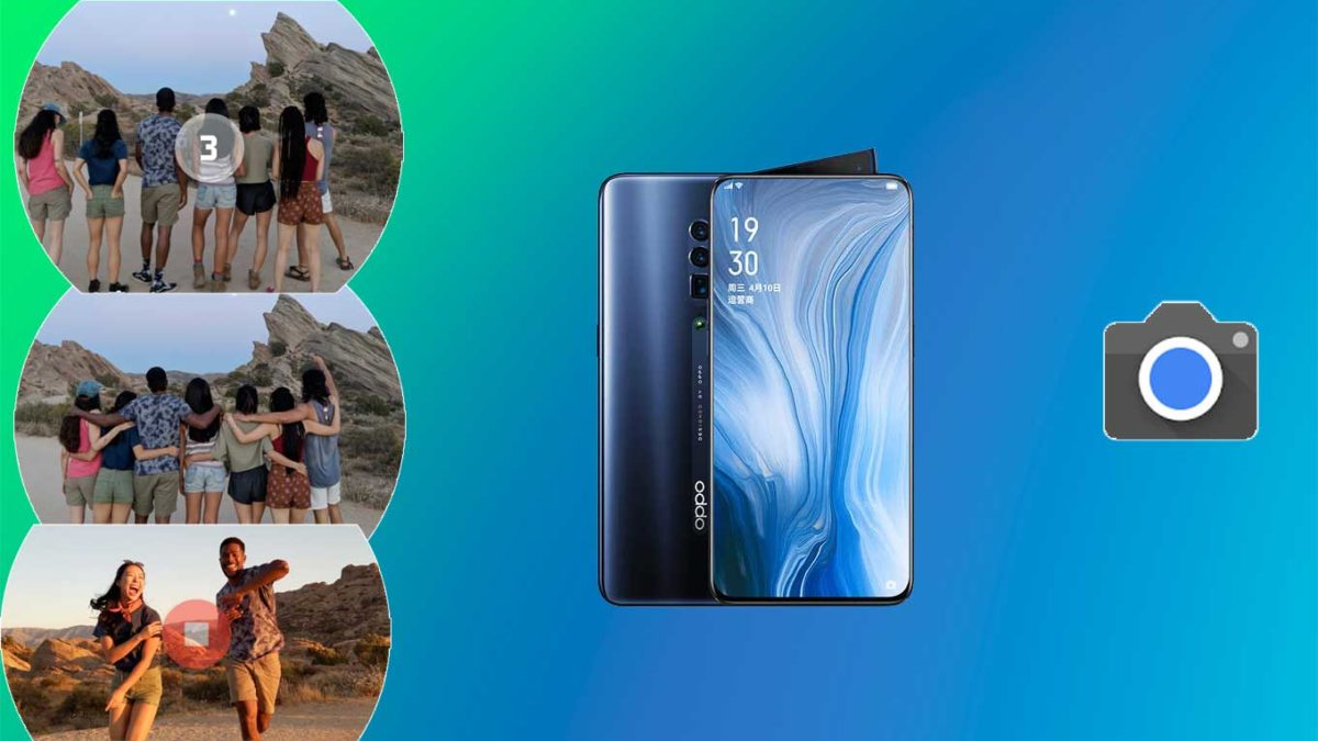 How do I install Google camera on Oppo Reno 10x Zoom [GCam APK]- Google Camera port for Oppo Reno 10x Zoom without root