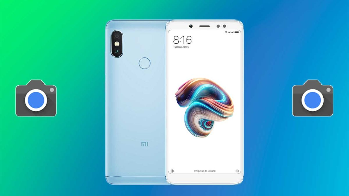 How do I install Google camera on Redmi Note 5 Pro [GCam APK]- Google Camera port for Redmi Note 5 Pro without root