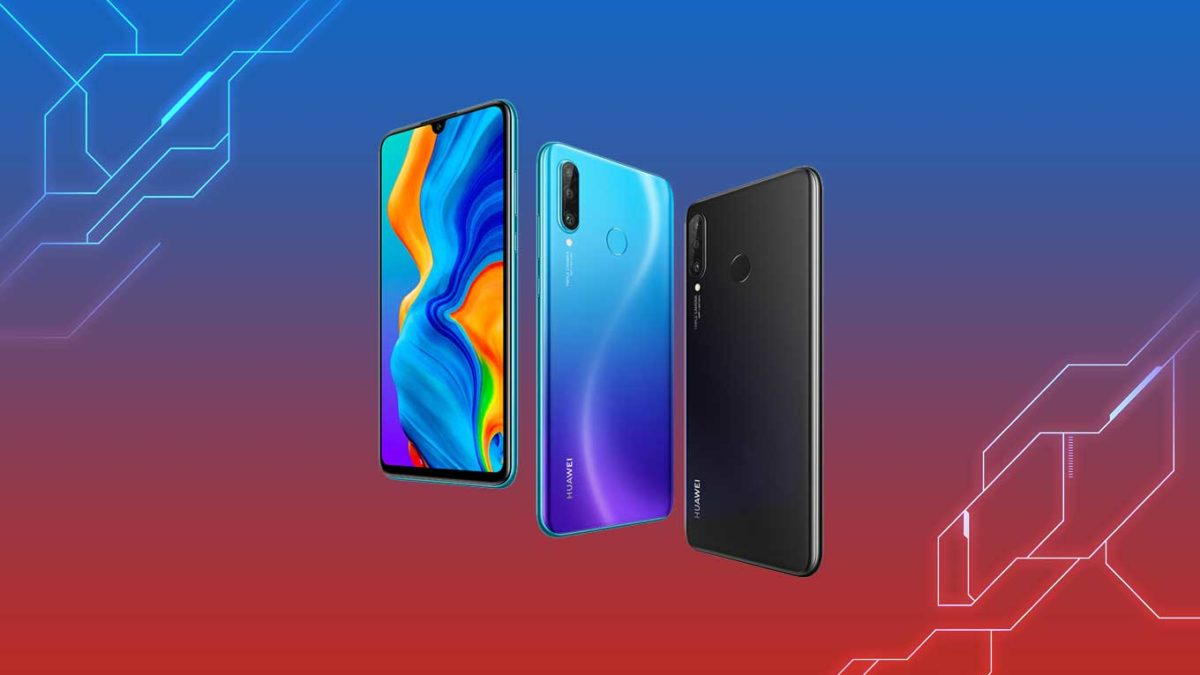 Download Huawei P30 Lite Stock Wallpaper on any Android device [FHD+ Quality]
