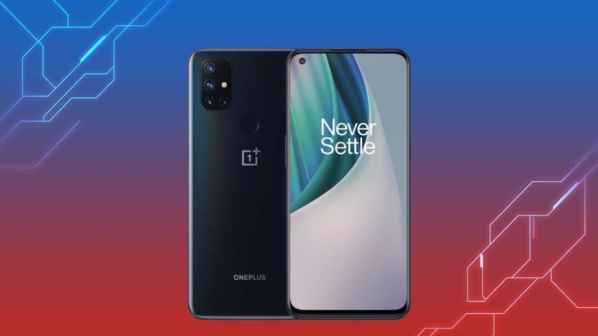 Download OnePlus Nord N10 5G Stock Wallpaper on any Android device [FHD+ Quality]