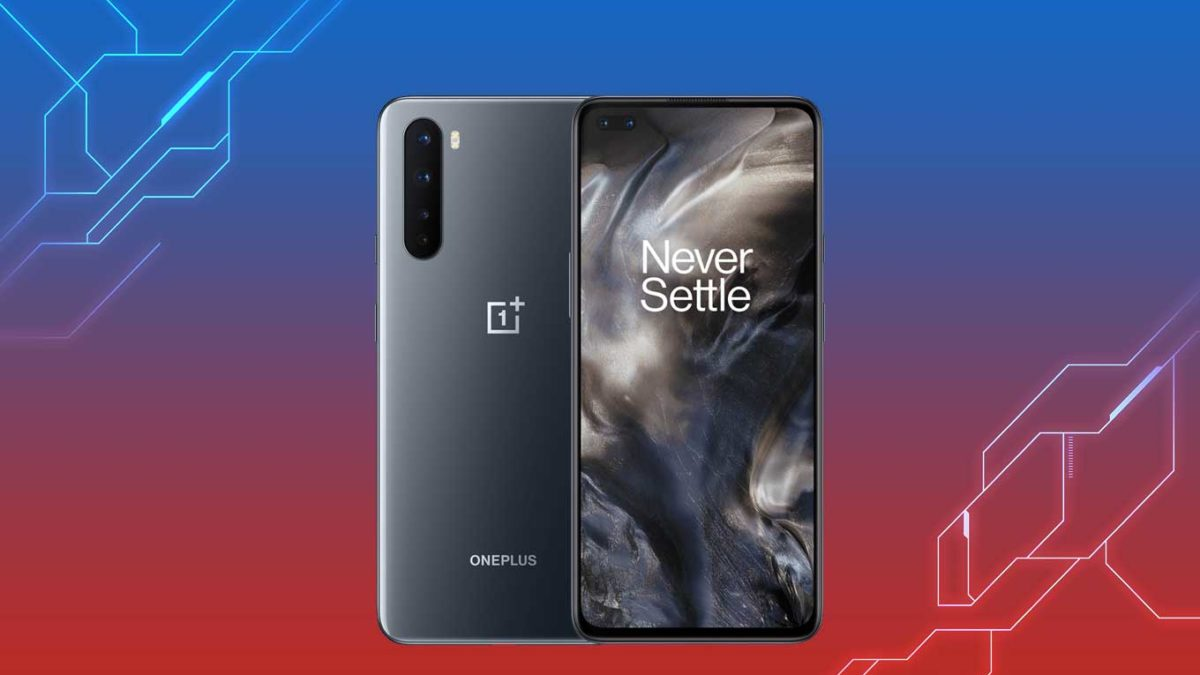 Download OnePlus Nord Stock Wallpaper on any Android device [FHD+ Quality]