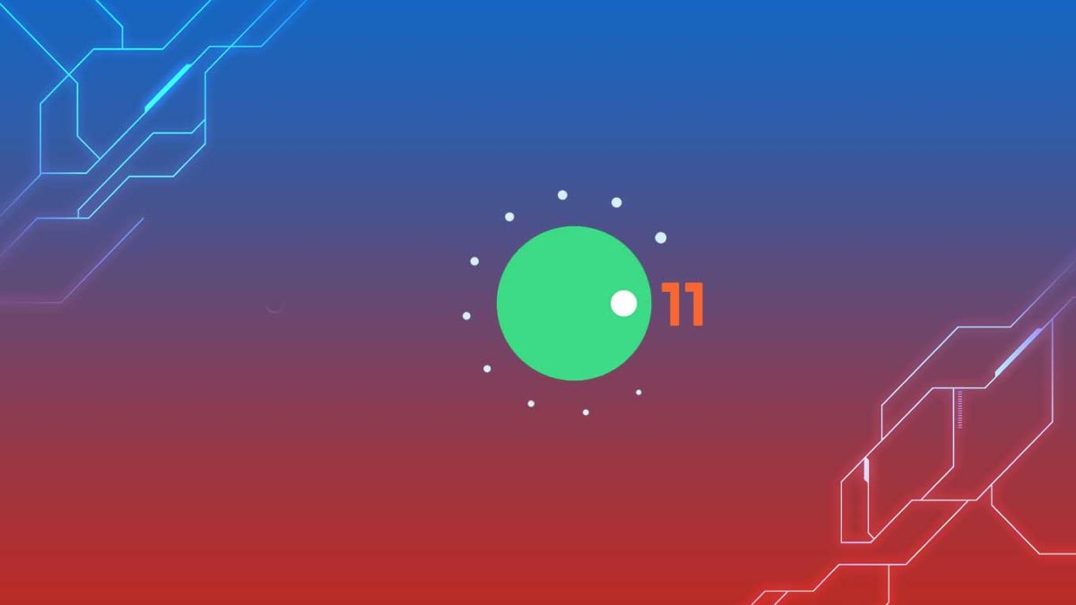 Download Android 11 Stock Wallpaper on any Android device [FHD+ Quality]