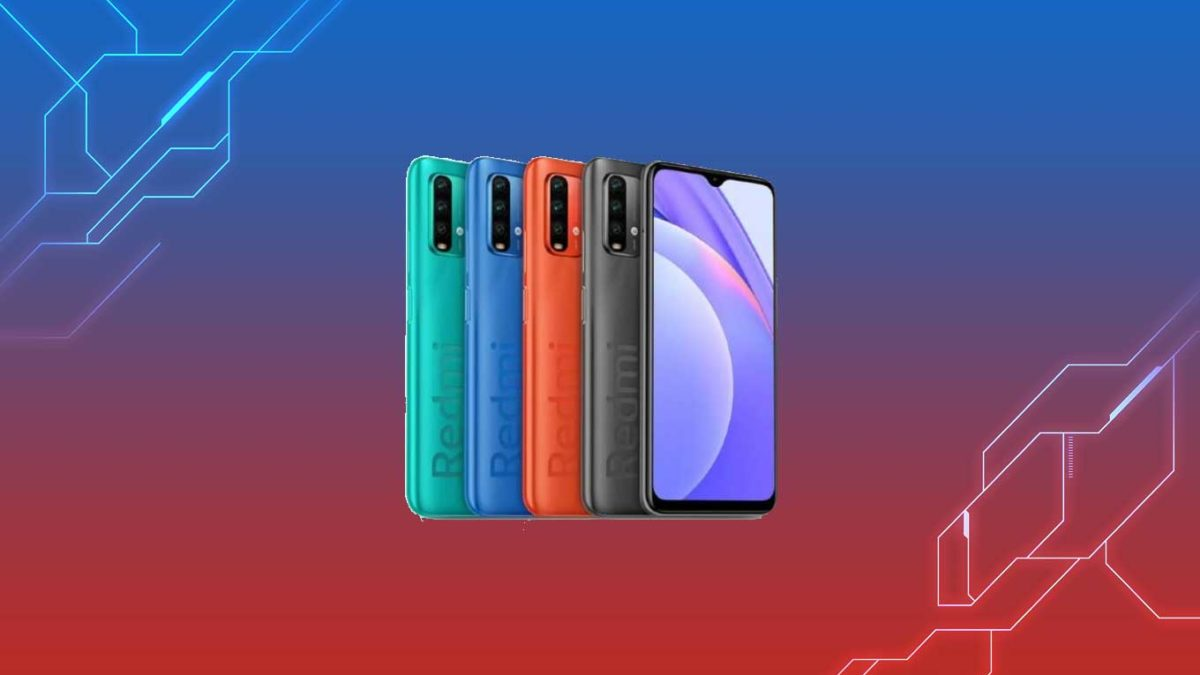 Download Redmi 9 Power Stock Wallpaper on any Android device [FHD+ Quality]