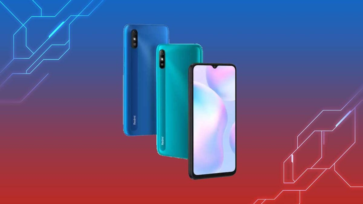 Download Redmi 9A Stock Wallpaper on any Android device [FHD+ Quality]