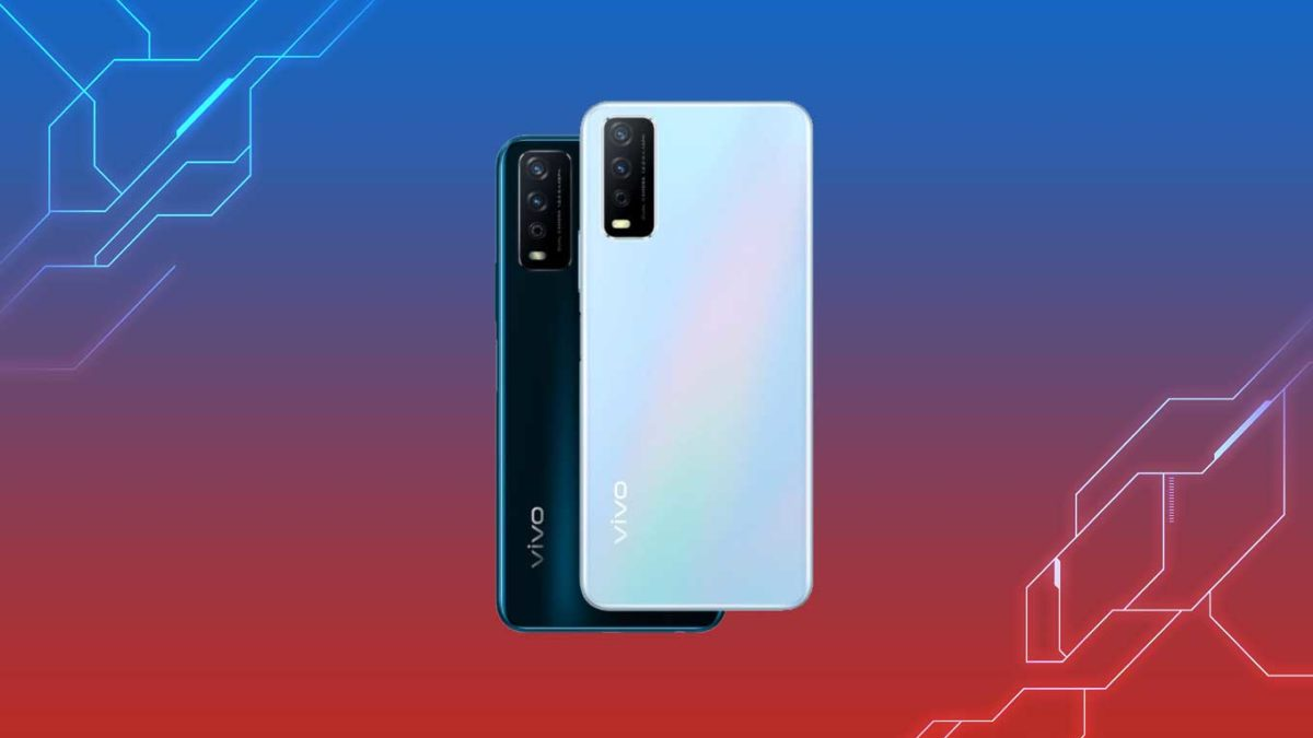 Download Vivo Y12s Stock Wallpaper on any Android device [FHD+ Quality]