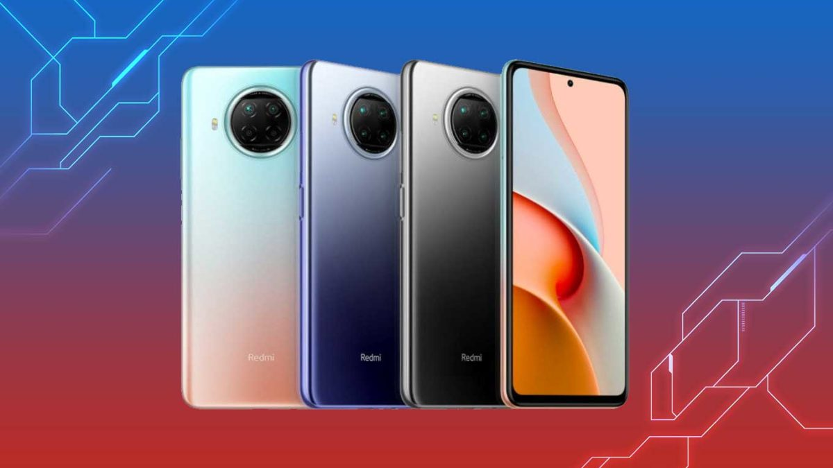 Download Xiaomi Redmi Note 9 5G Stock Wallpaper on any Android device [FHD+ Quality]