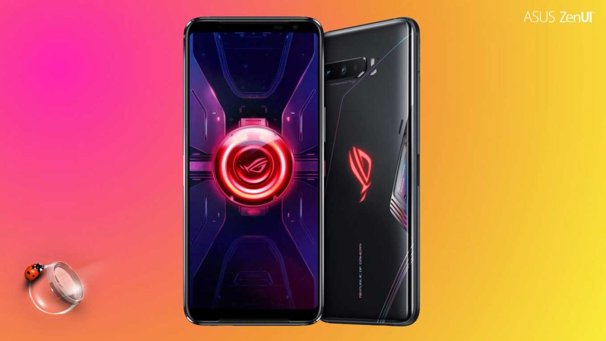 Download Asus ROG Phone 3 Stock Wallpaper on any Android device [FHD+ Quality]
