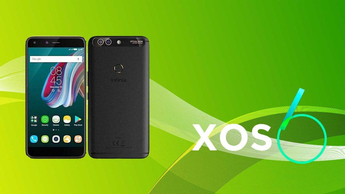 Download and Install Infinix Zero 2 Pro LTE X509 Stock Rom (Firmware, Flash File)