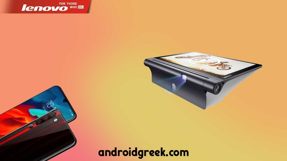Download and Install Lenovo Yoga Tablet 3 YT3-X50L Stock Rom (Firmware, Flash File)