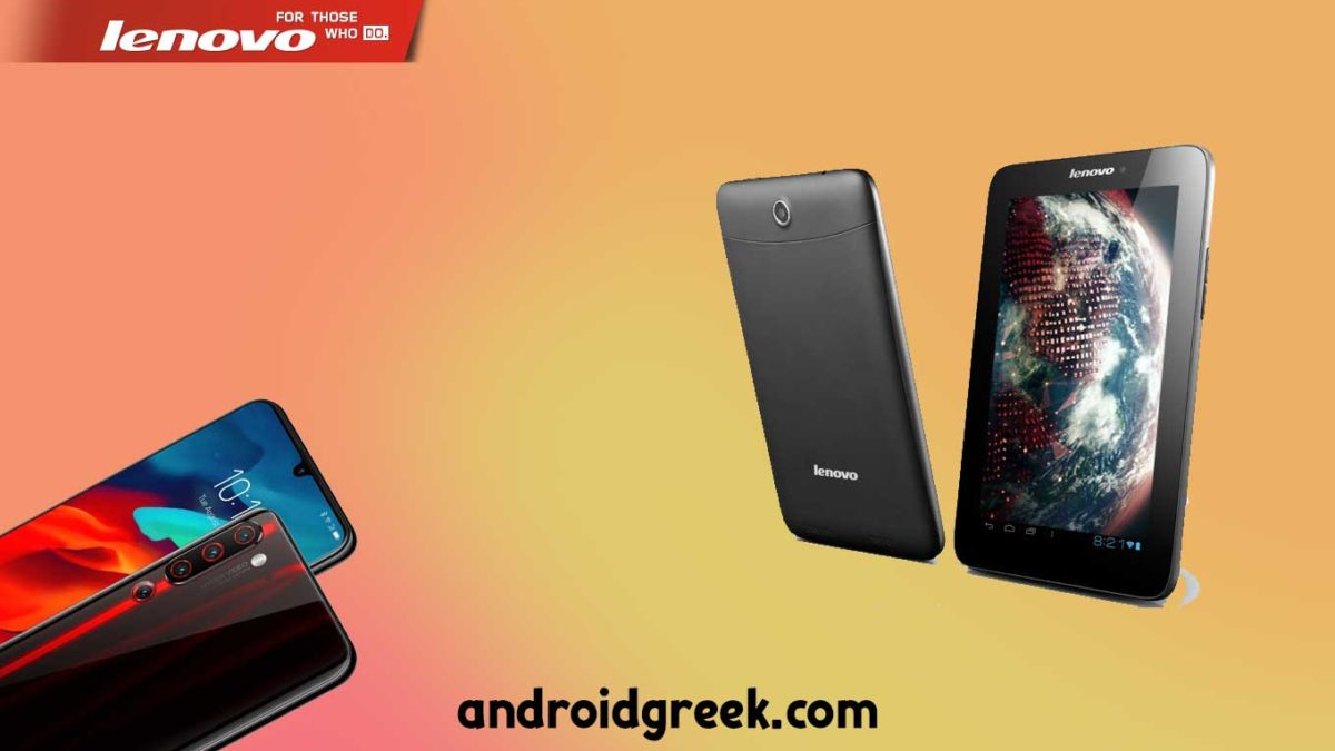 Download and Install Lenovo A2109A Stock Rom (Firmware, Flash File)