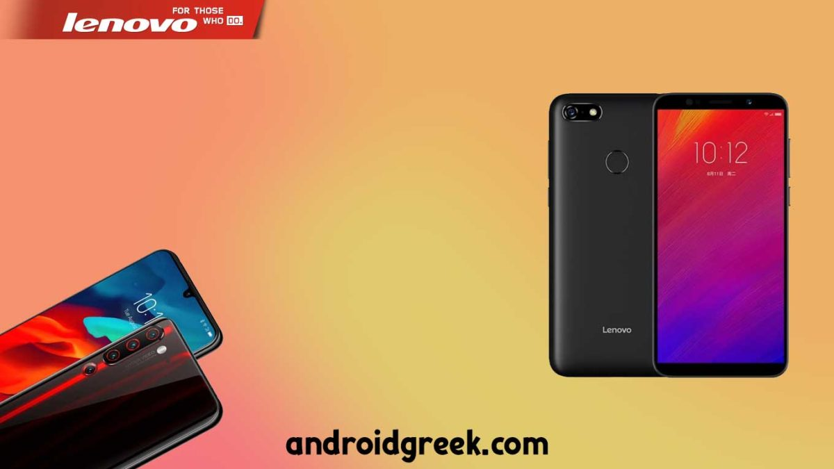 Download and Install Lenovo A5 L18021 Stock Rom (Firmware, Flash File)