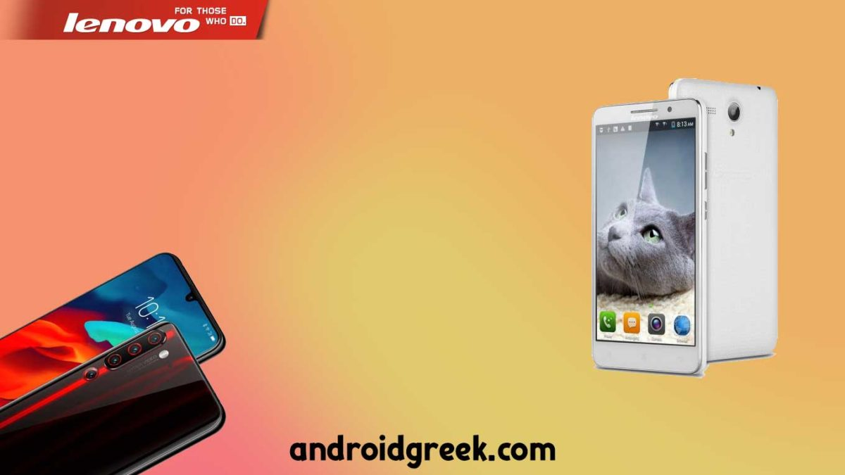 Download and Install Lenovo A1000M Stock Rom (Firmware, Flash File)
