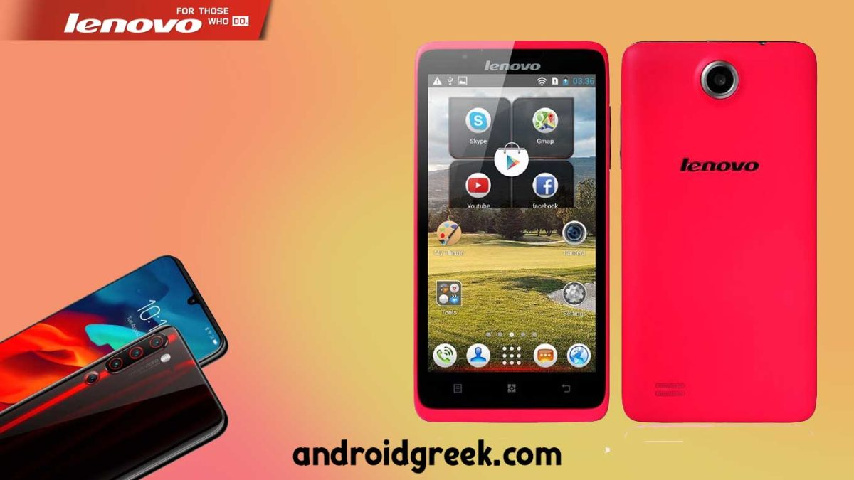 Download and Install Lenovo A658T Stock Rom (Firmware, Flash File)