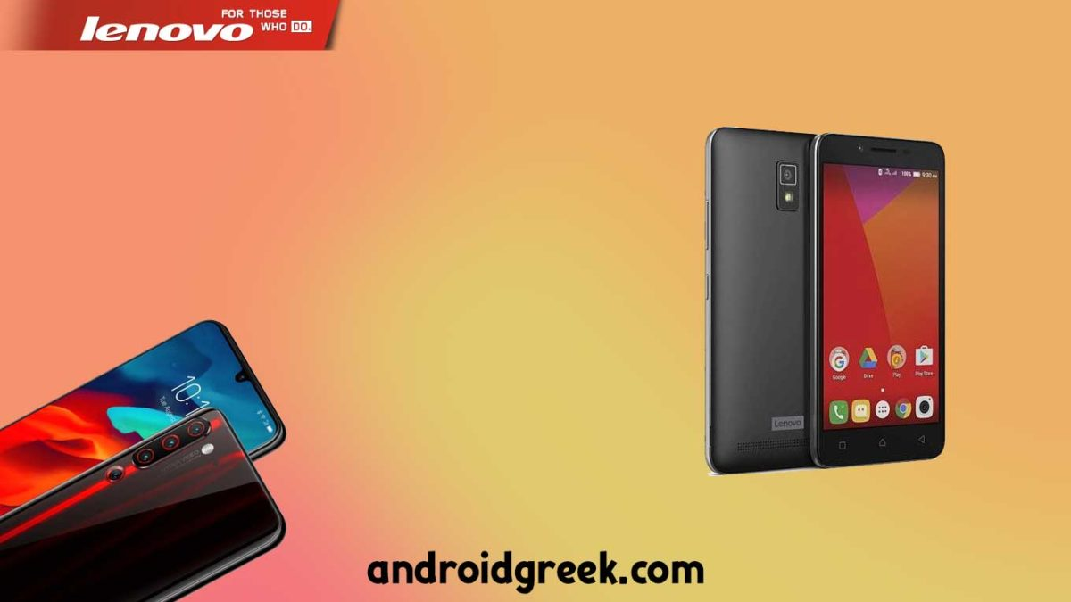 Download and Install Lenovo A6600 Plus A6600a40 Stock Rom (Firmware, Flash File)
