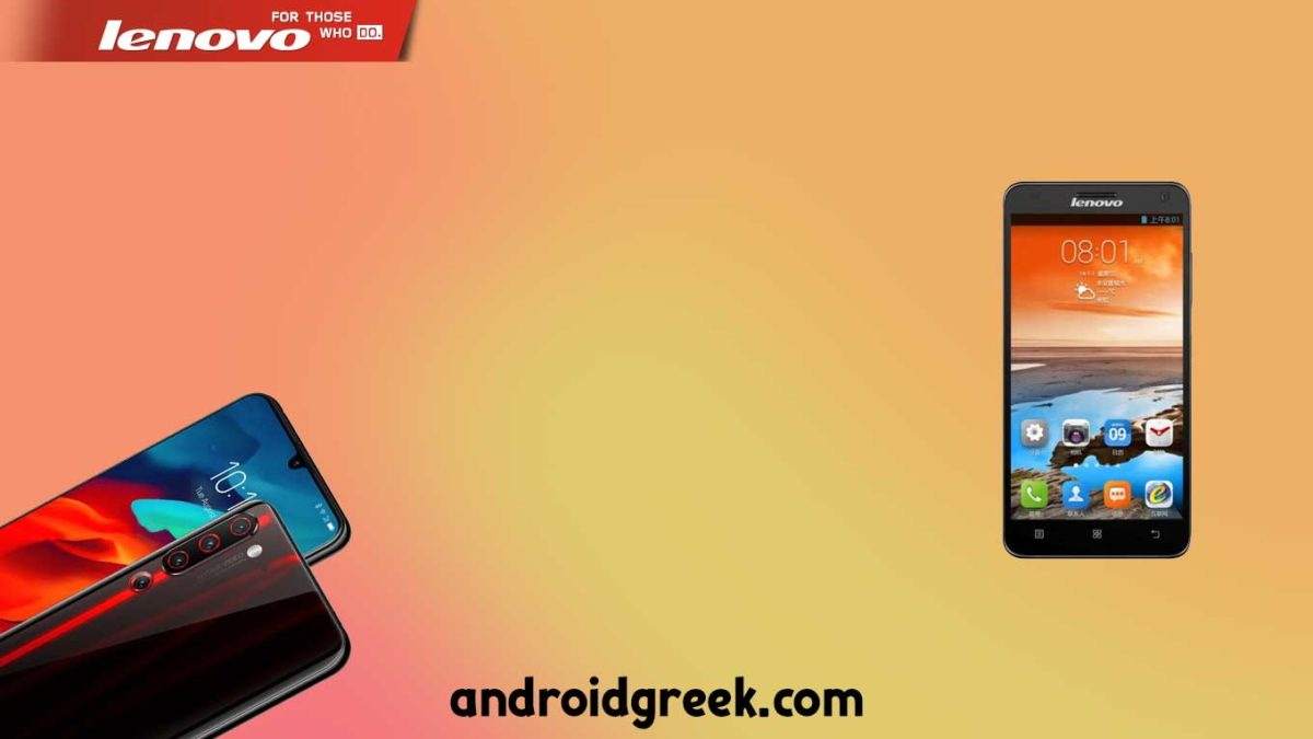 Download and Install Lenovo A890E Stock Rom (Firmware, Flash File)