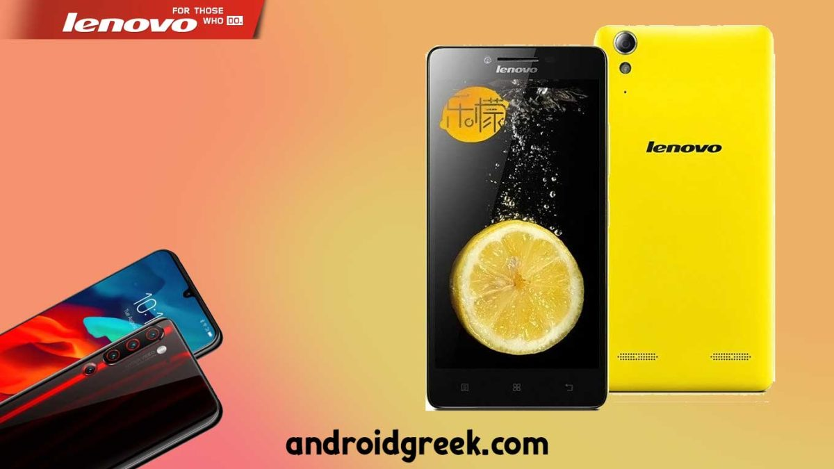 Download and Install Lenovo K30-T Stock Rom (Firmware, Flash File)