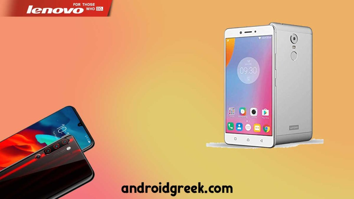Download and Install Lenovo K6 Note K53a48 Stock Rom (Firmware, Flash File)