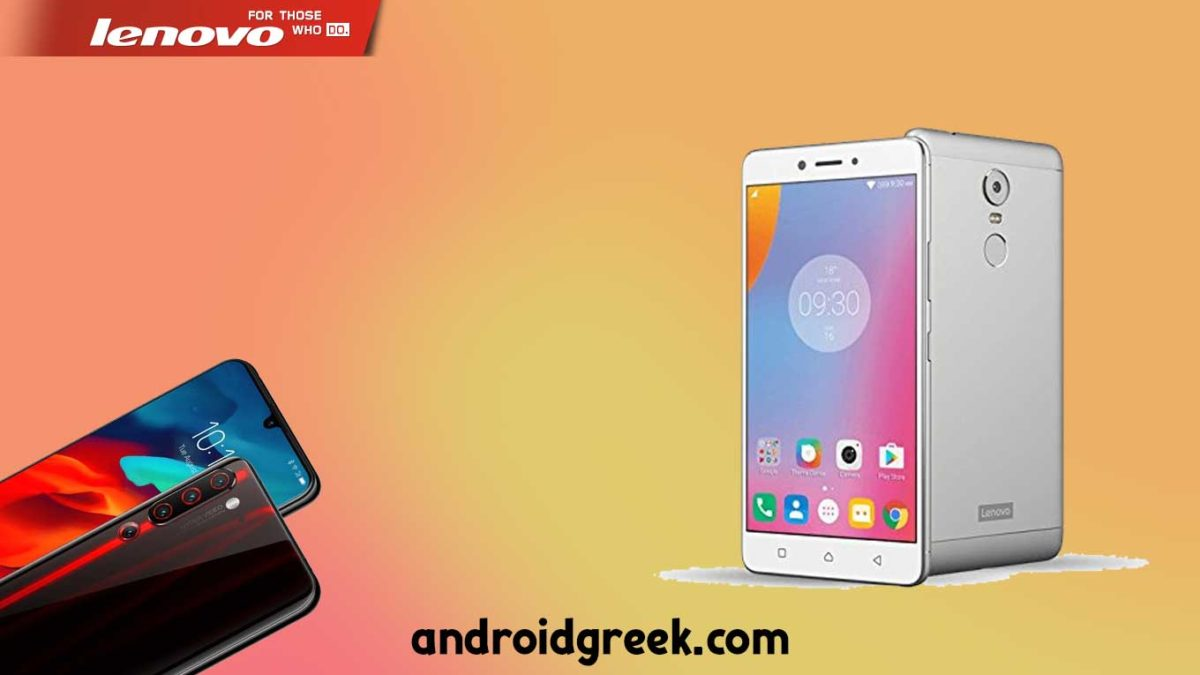Download and Install Lenovo K6 Note K53 Stock Rom (Firmware, Flash File)