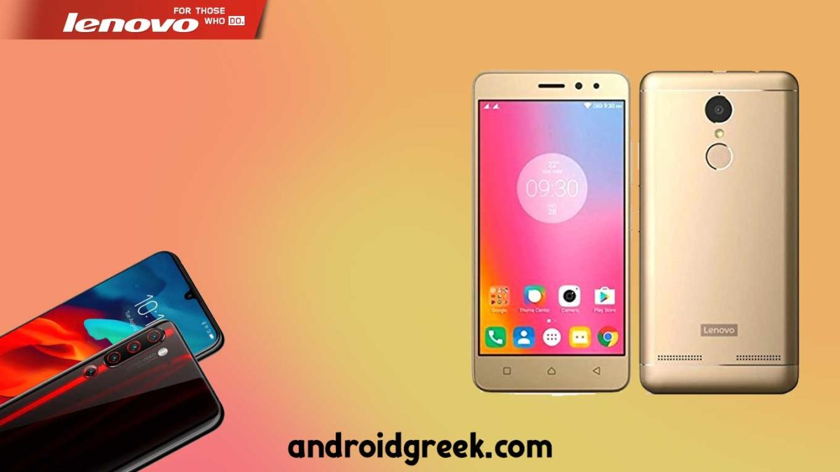 Download and Install Lenovo K6 Power K33a48 Stock Rom (Firmware, Flash File)