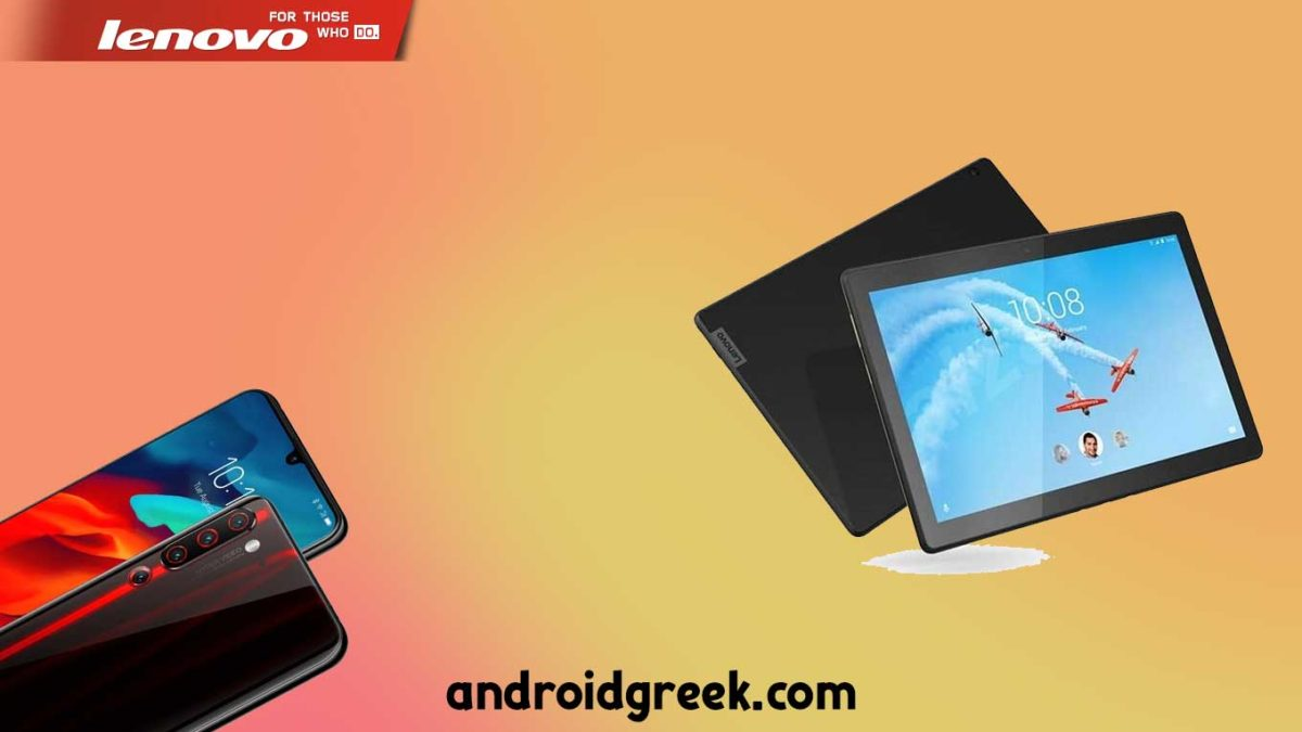Download and Install Lenovo Tab M10 FHD Rel 801LV Stock Rom (Firmware, Flash File)