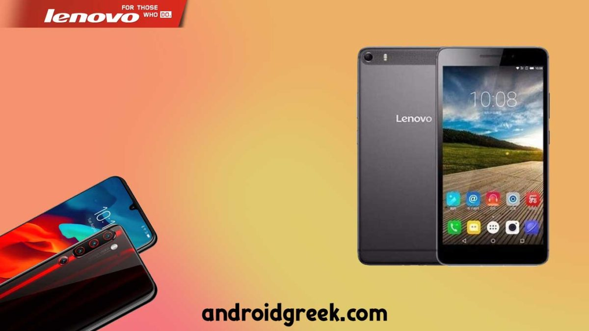 Download and Install Lenovo PB1-750P Stock Rom (Firmware, Flash File)