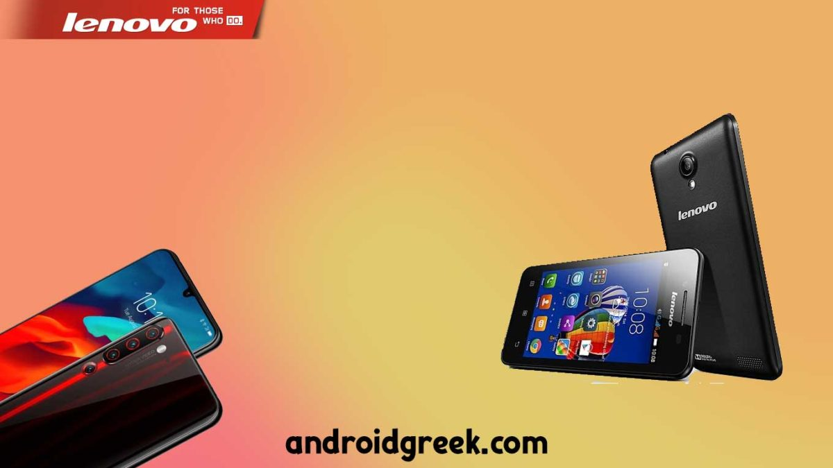 Download and Install Lenovo Rocstar A319 Stock Rom (Firmware, Flash File)