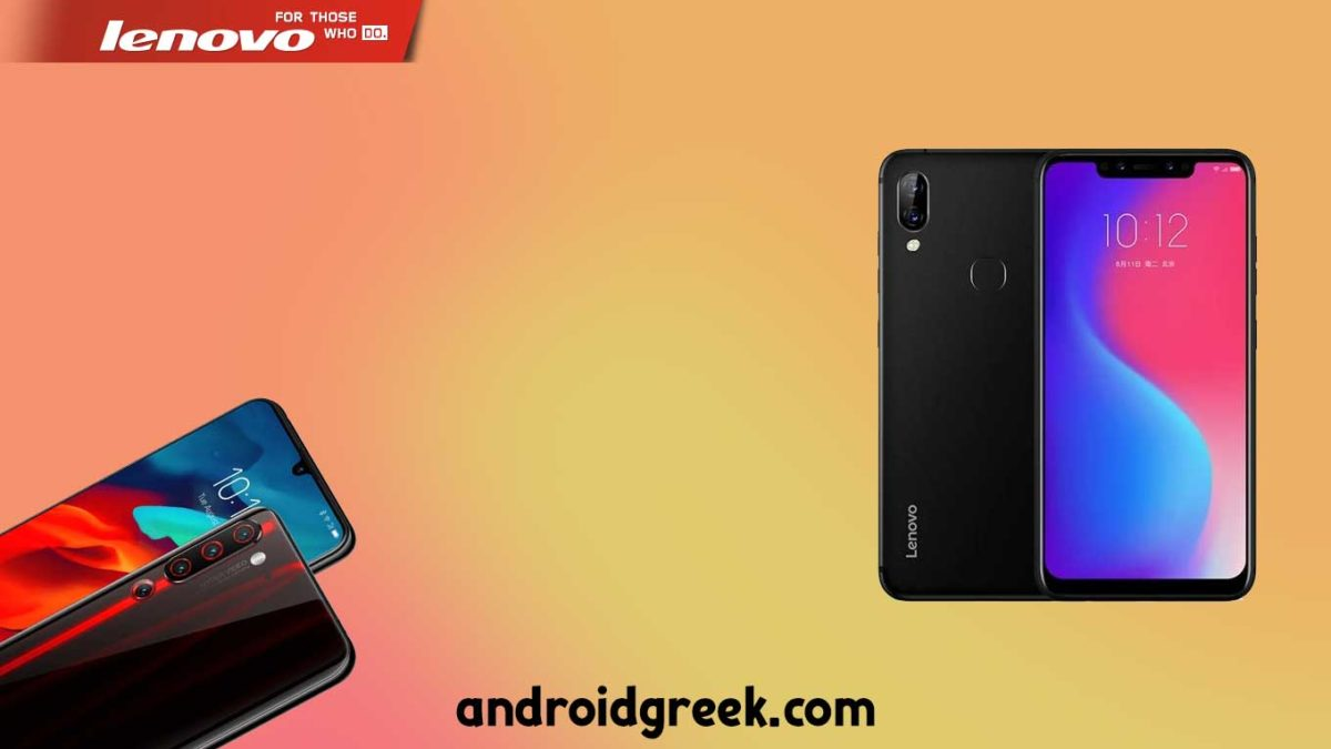 Download and Install Lenovo S5 Pro GT L58091Stock Rom (Firmware, Flash File)