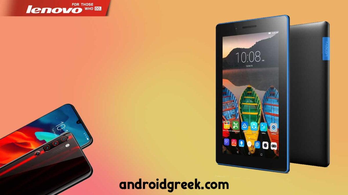 Download and Install Lenovo Tab 2 A7-30DCStock Rom (Firmware, Flash File)