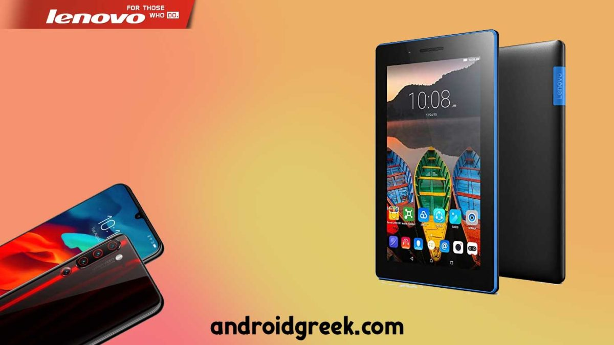 Download and Install Lenovo Tab 7 TB-7504F Stock Rom (Firmware, Flash File)