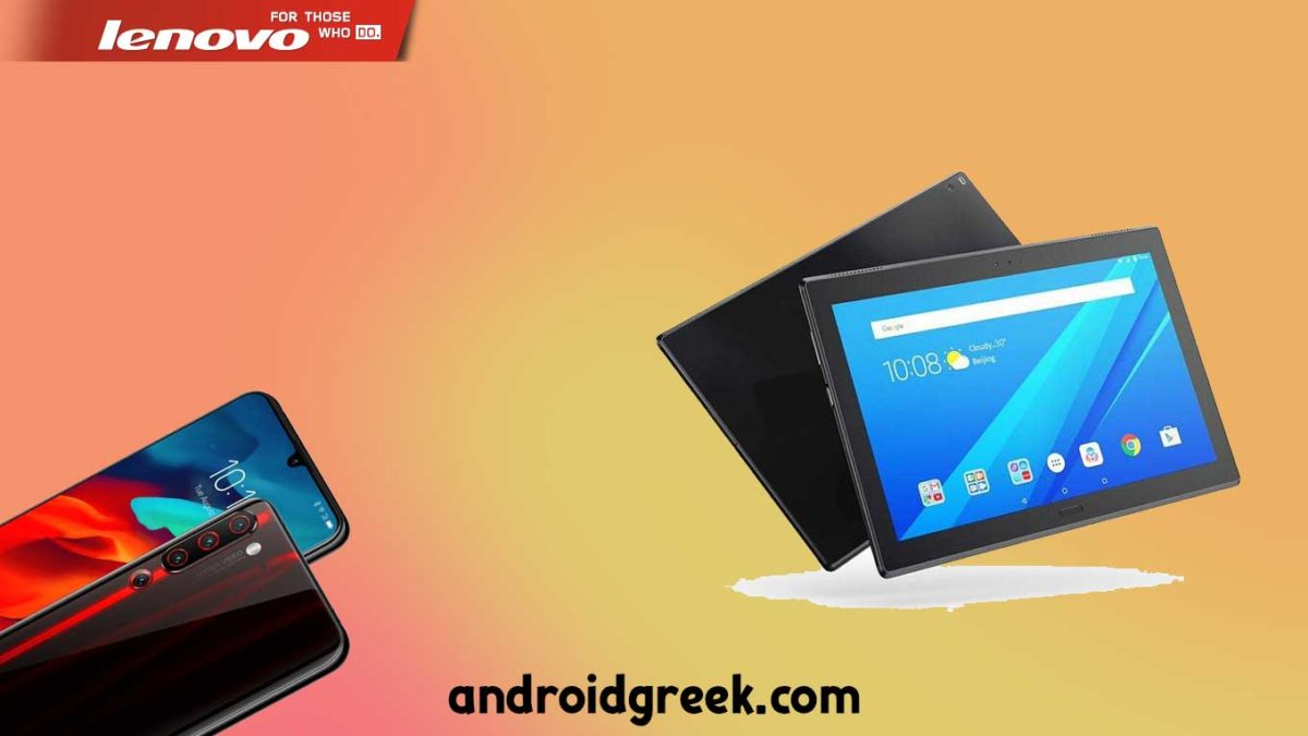 Download and Install Lenovo Tab 4 10 Plus TB-X704FF Stock Rom (Firmware, Flash File)