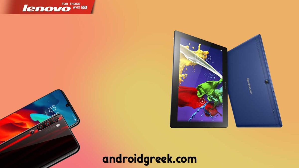Download and Install Lenovo Tab A10-80HC Stock Rom (Firmware, Flash File)