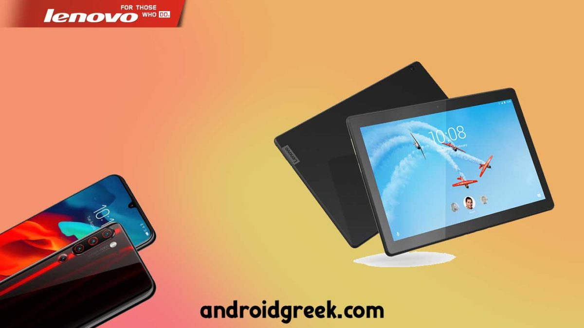 Download and Install Lenovo Tab M10 TB-X605F Stock Rom (Firmware, Flash File)