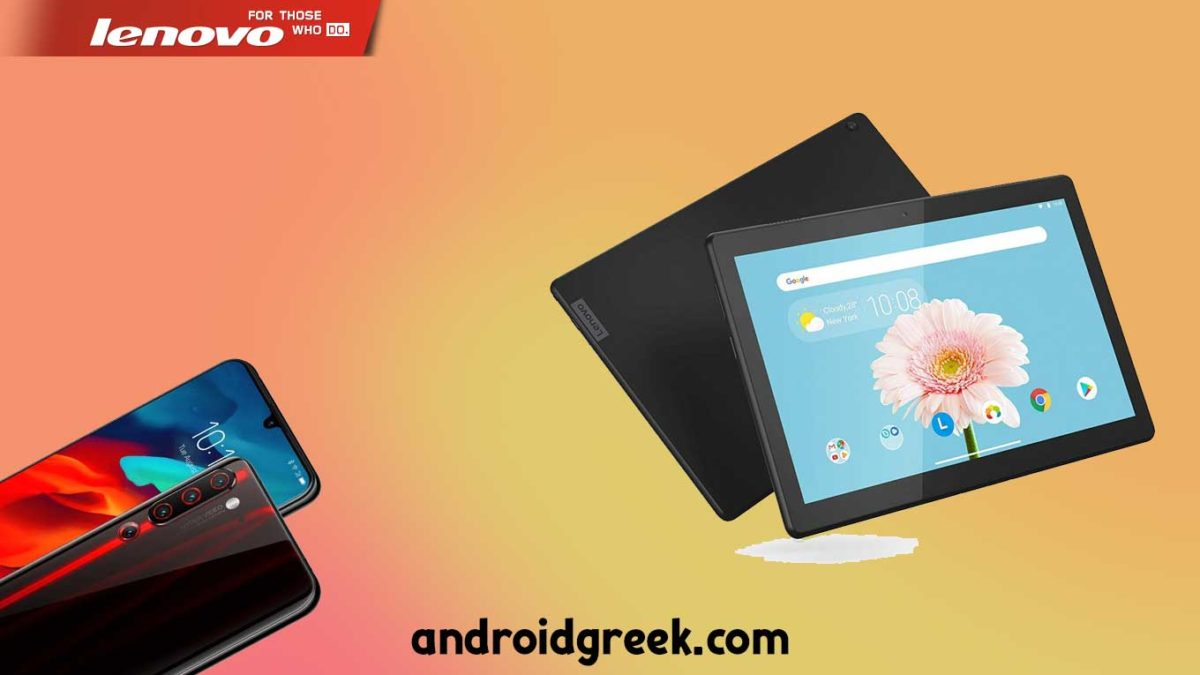 Download and Install Lenovo Tab P10 TB-X705F Stock Rom (Firmware, Flash File)